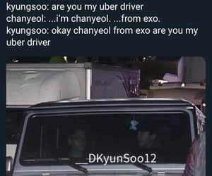 exo, exo memes, and kpop memes image