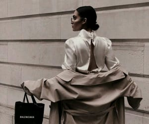 fashion, Balenciaga, and beauty image