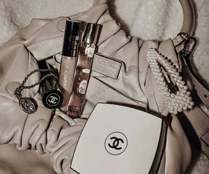 chanel, cosmetics, and fashion image