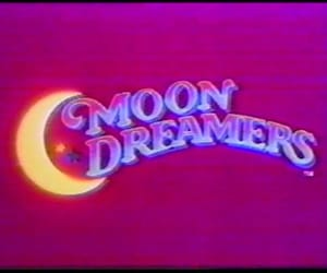 moon, aesthetic, and dreamer image