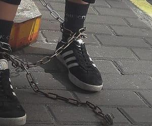 grunge, adidas, and alternative image