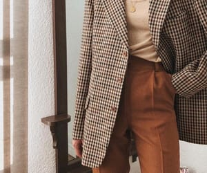 aesthetic, brown, and classy image