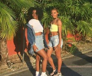 fashion, style, and melanin image