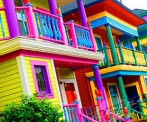 house, colors, and color image