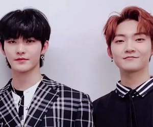 kevin, kpop, and the boyz image