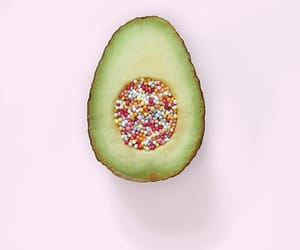 pink, wallpaper, and aguacate image