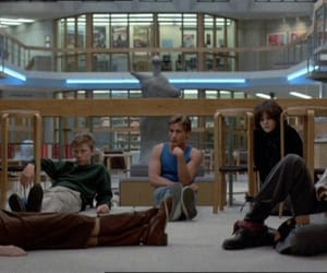 The Breakfast Club, aesthetic, and vintage image