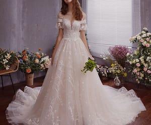 bridal, lace, and wedding dresses 2019 image