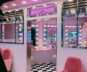 aesthetic, pink, and beauty image