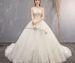 ball gown, best wedding dress, and bridal image