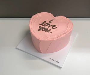 aesthetic, bakery, and cake image