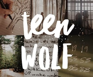 wallpaper and teen wolf image