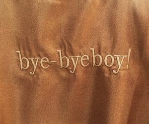 boy, aesthetic, and bye image