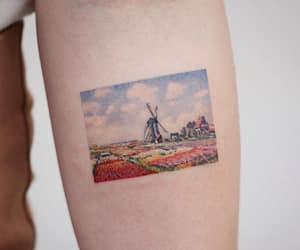 art and tattoo image