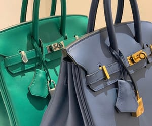 luxury, purse, and hermes birkin image