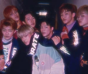 90s, k-pop, and mark image