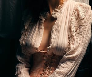 corset and fashion image