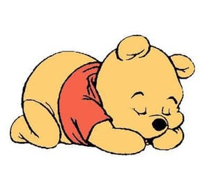 cute, disney, and winnie the pooh image