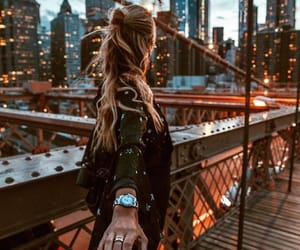 travel, city, and girl image