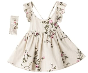 fashion, popreal, and toddler long dress image