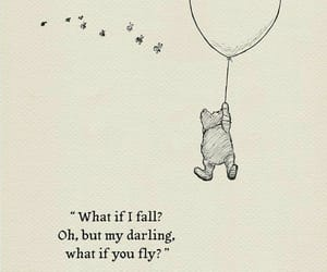 quotes, fly, and text image