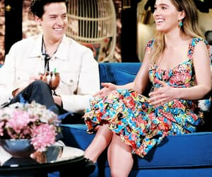 cole sprouse, cute, and love image