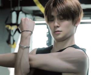 gif, jaehyun, and handsome image