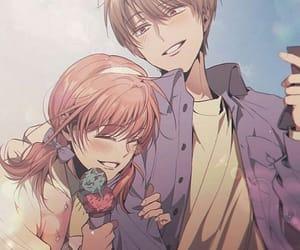 anime, gintama, and kawaii image
