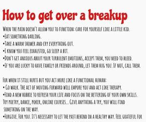 badass, breakup, and heartbreak image