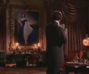 clark gable, gif, and Gone with the Wind image