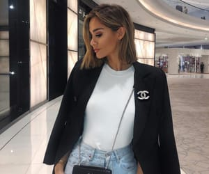 beauty, fashion, and style image