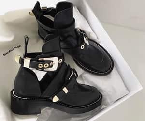 Balenciaga, boots, and fashion image