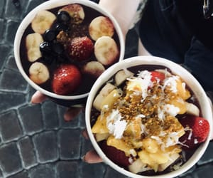 acai, delicious, and colorful image