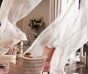 curtains, decor, and design image