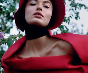 editorial, Vogue Russia, and grace elizabeth image