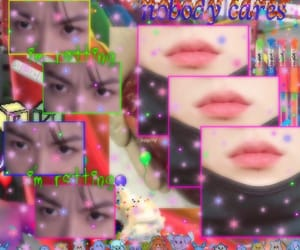 colorful, bts, and bts jungkook image