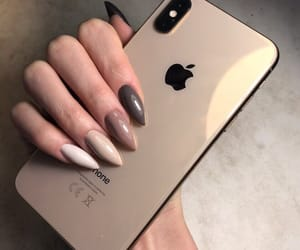 nails, girl, and маникюр image