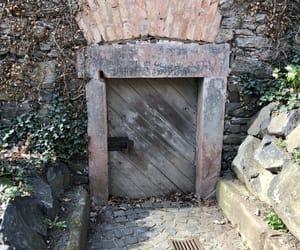 door, old door, and hanau image