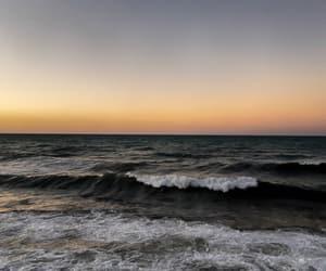 blue sky, sea, and sky image