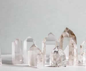 aesthetic, crystals, and minerals image