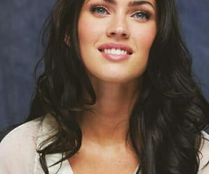 megan fox, hair, and eyes image