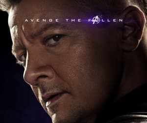 Avengers, hawkeye, and Marvel image