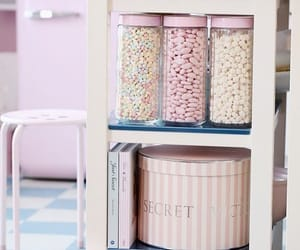 bakery, pastel, and pink image