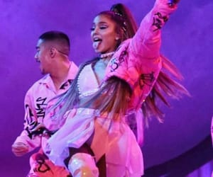 concerts, singer, and ariana grande image