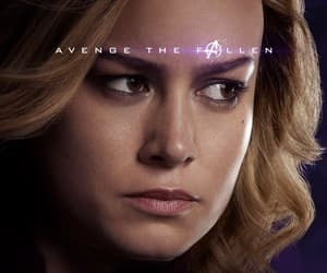 Avengers, Marvel, and captain marvel image