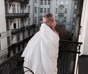 girl, morning, and fashion image
