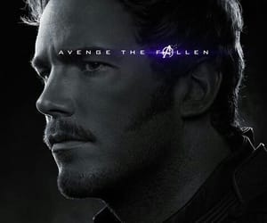 Marvel, peter quill, and Avengers image