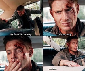 dean, Jensen Ackles, and series image