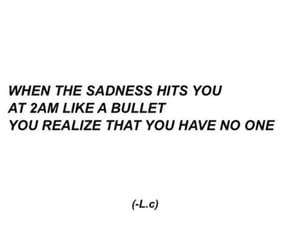 quotes, sad, and sadness image