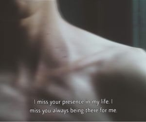 i miss you, quotes, and life image